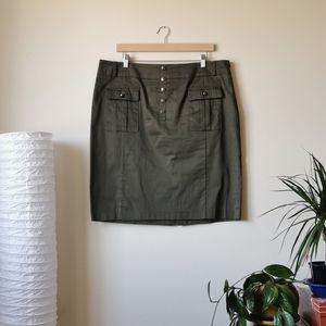 J. Michaels Pencil Skirt